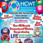 RT @HorwichCWT: @HAdvertiser Pls RT 17 days to go.@HorwichCWT Comm Open day 8th Nov.Fun & infomtve for all from birth to 100 #horwich http://t.co/6SCzcBEokZ
