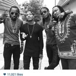 Dont say I didnt tell you Its the good life @RadioandWeasel @wizkidayo He he #Magic http://t.co/sYsOH2albF