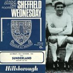 RT @wednesdayite: OTD in 1965 #swfc beat Sunderland 3-1 and 21,381 saw David Ford become 1st #swfc substitute to play in a league game http://t.co/itL0xW27AO