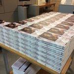 Los libros de Trasantier ya están listos y el 3 de noviembre se pondrán a la venta los 3 primeros http://t.co/lgyW5iLGdC