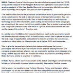 PRESS RELEASE: MMDA Urges LTFRB to Spare Uber Commuters. #mmda http://t.co/r47CggDrw6