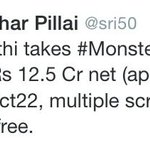 #Kaththi : 12.50 Cr #Endhiran : 11.00 Cr #Thuppakki : 9.25 Cr #Kaththi biggest day1 in TN http://t.co/sP3gnaPstR