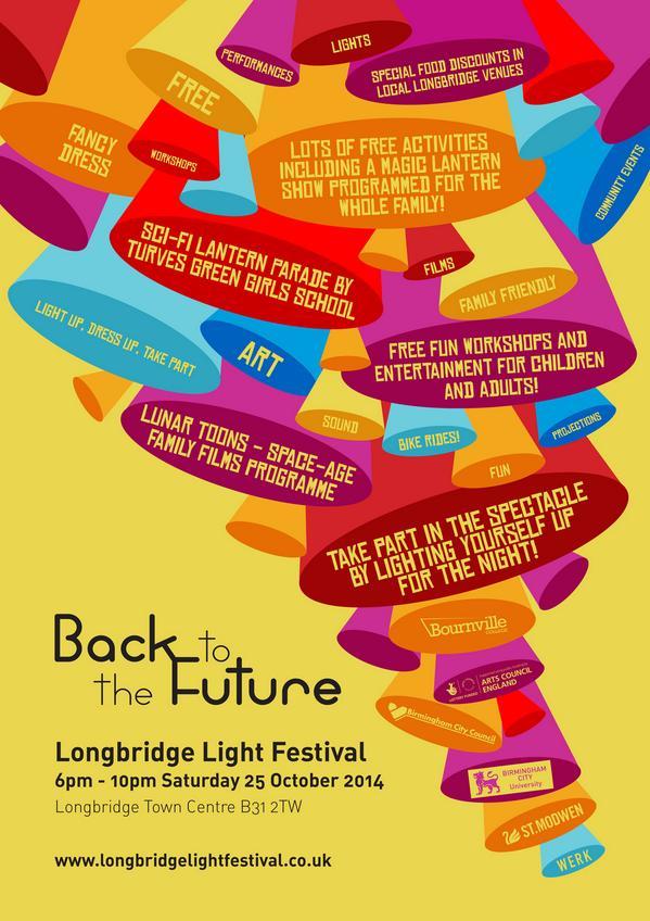 Reminder of #LongbridgeLightFestival this Sat 25 Oct. http://t.co/N2fqU8LWJ8 #brum #longbridge #art http://t.co/j2VzgK8k1O
