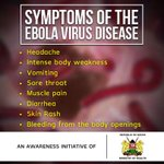 RT @CapitalFM_kenya: Are you familiar with the symptoms of #Ebola? Ministry of Health lets you in on what to look out for! http://t.co/aWNcFetAAK