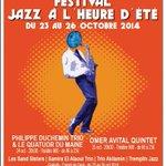 A ne pas rater ! #JazzpourTous FESTIVAL JAZZ A LHEURE DETE #Angers #PaysdelaLoire http://t.co/Cy6tjaU9I1