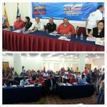 RT @EuribesGuevara: Gobierno Bolivariano de @yelitzePSUV_ Presente en la Escuela de Formación Política de Los Consejos Legislativos.. http://t.co/UyW7oJQT9z