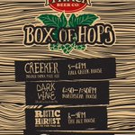 RT @ithacabeer: Local friends, tomorrow night were taking the Box of Hops on tour! #twithaca http://t.co/iq4TCdIhSB