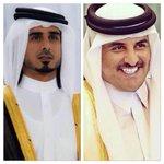 الف مبروك لسمو الشيخ تميم بن حمد امير البلاد ولسمو الشيخ جاسم بن حمد القائم على تأسيس هذا المنتخب الف مبروك ل #قطر http://t.co/EtoydWybz8