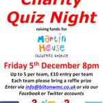Why not enter a team from your workplace into our Charity Quiz - in support of @MartinHouseCH #Harrogate http://t.co/SWI9Qdmulf