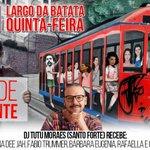 RT @DilmaRousselfie: Oba festa, no largo da batata em SP ai ai ai que vontade #13rasilTodoComDilma http://t.co/sFx0eES2Ue