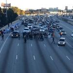 RT @AntonioFrench: Ferguson October Protesters in Atlanta hold traffic up on I-85 and I-75 - http://t.co/SAoy7dck9D http://t.co/tdSrKPy6xj
