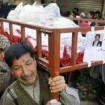 RT @Razarumi: RT @mSaleemJaved: The only thing #Hazara do not need a permit/NOC for—funerals. http://t.co/bUSrkKEmrL #IAmHazara #Balochistan #Pakistan