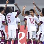 RT @AliAlmslmani: للوطن لك يا #قطر منا عهد .. للأمام نسير، مانرجع ورى ❤️ http://t.co/9zEPCGpbOm