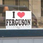 """I ❤️ Ferguson"" campaign reaches new milestone tomorrow. I talked to residents why they ❤️ #Ferguson. More on #n4tm http://t.co/2HdjDFHq3X"