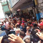 RT @MudaMais: Nosso eterno presidente @LulapeloBrasil se despede de São Gonçalo! #LulaNoRJPorDilma #13rasilTodoComDilma http://t.co/WkQDlGgh9b