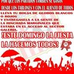 ¡COMPARTIR! #LlevaTuGlobo @mcupurapasion @cdpCURICOUNIDO @curicounidocdp #GloriosaBandaMarginales http://t.co/N3fijigY1U