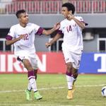 فرحه كبيرة في الشارع القطري بفوز قطر بكأس اسيا والتأهل الى كاس العالم والحمدلله ❤️ #فازت_قطر_مبروك_ياهل_قطر http://t.co/fPRLwtGIlQ
