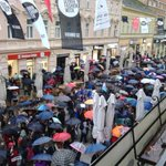 RT @Radio021: #antifa skup u centru #novisad #srbija #vojvodina http://t.co/DqhDLuRydL