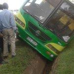 City hopper accident outside sunshine langata road @Ma3Route http://t.co/zv205XFcB2