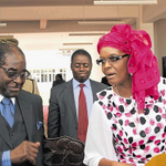 RT @TimesLIVE: Grace Mugabe announces candidacy to succeed husband Robert Mugabe http://t.co/DfOZLIKCbd http://t.co/q9mTmgy8bD