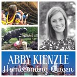 RT @PittDeltaZeta: Vote Abby Kienzle for homecoming queen! Voting starts at noon! ???? #abby4queen http://t.co/nt8Vm55kJz