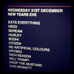 """RT @jonnozsz: """"@WHP_Mcr: NEW YEARS EVE AT THE WAREHOUSE PROJECT Tickets on sale 9am Friday 24th October http://t.co/weBSlXxme8"""" @eve_coleman"""