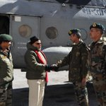 Lot of friends are asking about my Siachen visit. I am sharing some photos of the visit. http://t.co/9DEDny0NUu