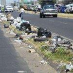 Los habitantes de #Guayana queremos una ciudad limpia, se necesita un buen servicio de aseo urbano y consciencia http://t.co/nvGZZGFYNO