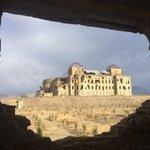 "Best shot of Darul Aman Palace, #Kabul by @MasoudPopalzai http://t.co/TPBXcdfp6d"""