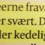 God pointe fra @CKjersgaard i @politiken i dag; håber, at bl.a. @DRNyheder læser med... #dkmedier http://t.co/7Dn9JefgzW