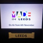 RT @madeinleeds: Remember, remember, the 6th of November! See you then #Leeds on Freeview 8 & Virgin 159. On Sky 117 November 24th. http://t.co/YjUtt8ly5k