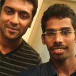 #Masss #Suriya latest Selfie With fan http://t.co/zGGieCm8mw