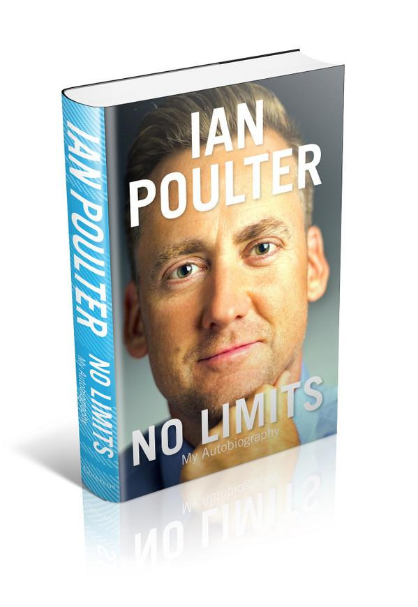 To celebrate the release of @IanJamesPoulter autobiography we are giving away a copy RT & Follow for a chance to win! http://t.co/sYuhdddyaQ