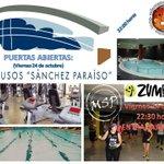 Mañana (22 horas) PUERTAS ABIERTAS DEL @msparaiso para jóvenes de 14-30 años. #OcioNocturno #gratis #Salamanca http://t.co/AaTd6LhwlY