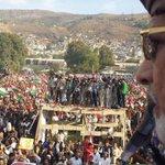 RT @attaulmusti: TuQ raising his voice against corruption,extremism & terrorism #IAmHazara #HazaraStandsWithPAT #InqilanInAbbottabad http://t.co/hCusy9cVqh