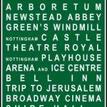 My #Nottingham destination print ► http://t.co/VEOTiwrVD2