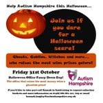 RT @PlugnPlaySouth: Were looking forward to supporting @HampshireAutism with some spooky #fancydress for #Halloween next week! http://t.co/CnazrsjHk3