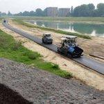 Nog meer aanleg fietspaden tonen kracht van fietsregio Arnhem- Nijmegen op weg naar de kandidatuur voor #Velocity2017 http://t.co/sJ29Bhbs1i