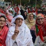 "RT @Maatibaloch: ""@R_T_92: Women of #Hazara participating in Jalsa to watch Dr @TahirulQadri #HazaraStandsWithPAT #Pakistan #IAmHazara http://t.co/bKr9ygWVlS"