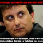 Defesa de Youssef afirma q dono do Labogen está mentindo ao dizer q ele 'trabalhou' p/ tucanos http://t.co/IiAaDaa9j6 http://t.co/MZY1uiKBKe
