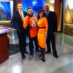 Go @Broncos! @GoodDayCO team sporting the orange this AM @KDVR @BootedBlog @big_john_305 @KirkYuhnke @KenClarkTV http://t.co/Eq2czrSAHq