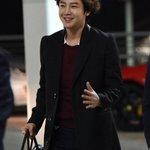 チャン・グンソク、中国へ(23日、仁川空港) 3 http://t.co/MmIxucopWl