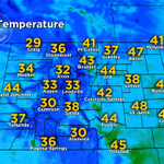 RT @LaurenCBS4: Lots of 30s and 40s across Colorado this morning! Craig is our chilly spot, 29 right now! #cowx http://t.co/KntwgFRjHj
