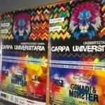 RT @CarpaUniversita: ¿¡Quién quiere un MEGA CARTEL de la Carpa!? ¡Sorteamos 10! RT para participar http://t.co/GFDIwPxQEV