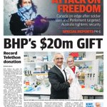 In the first edition of The West Australian tomorrow: http://t.co/AmOuD11wdx