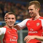 Thank you #Podolski: Wenger heaps praise on German forward after late birthday gift http://t.co/ob54wFMfbA http://t.co/7iLK1kEnRp