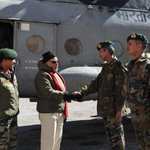 RT @IndiaToday: PM Modi meets soldiers in Siachen #ModiInKashmir #Diwali2014 http://t.co/9GTOw7A1iD http://t.co/ZEm77mzewZ