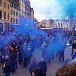 RT @AwayDays_: Everton fans in Lille today. #EFC http://t.co/RRVitGs3om