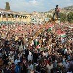 RT @TahirulQadri: The war on the corrupt system has just begun. #HazaraStandsWithPAT #TuQ http://t.co/seIR9AHG83