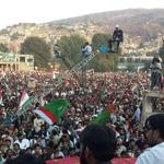 RT @B4Basir: Wake up Pakistan! This IS #GreenRevolution #HazaraStandsWithPAT #InqilabInAbbottabad http://t.co/4u2FH7nUAV